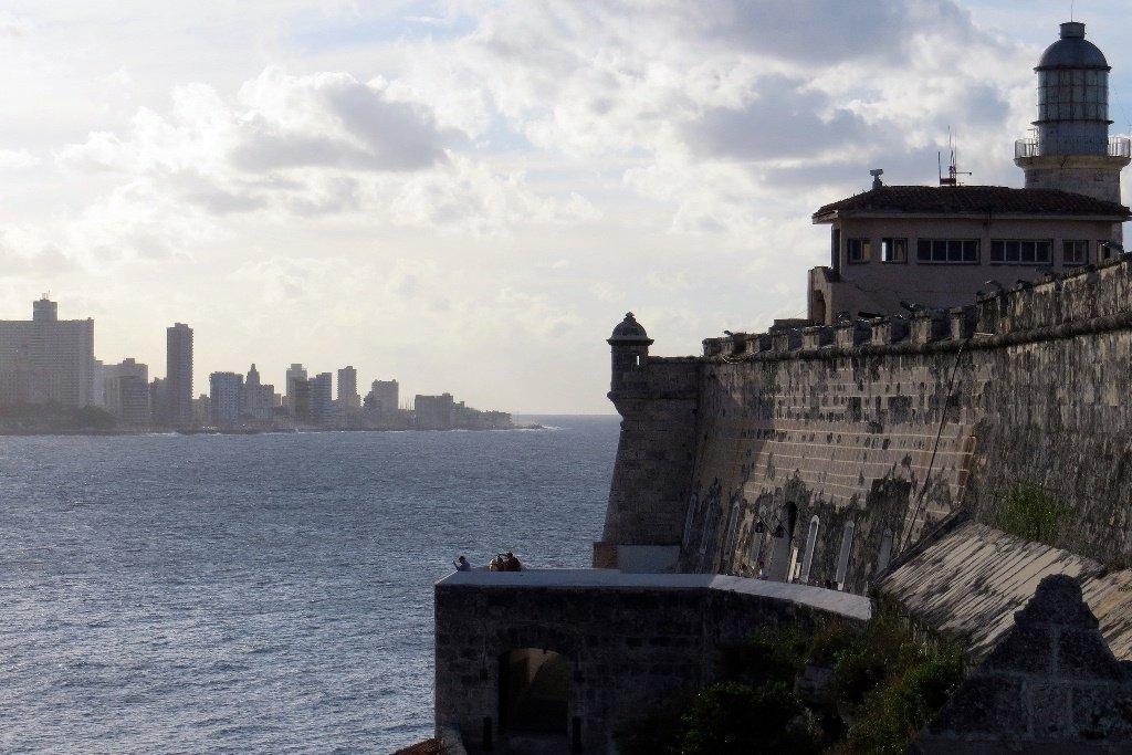 El Morro Castle, Havana Harbor
