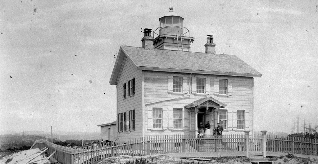 Yaquina Bay Haunated Oregon Lighthouses
