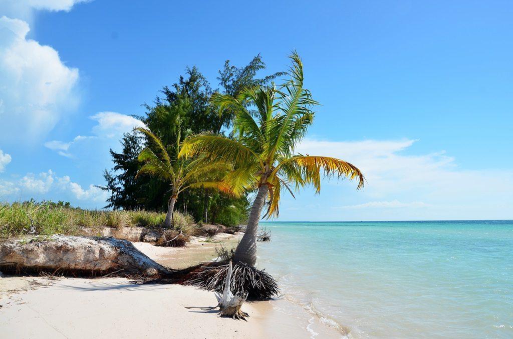 Paradise Beach at Cayo Jutías Cuba