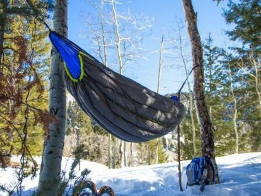 Best Hammock Underquilt for Camping and Backpacking