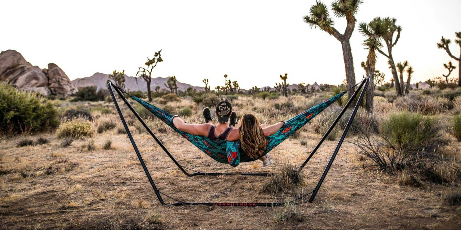 Portable Hammock Stands For Camping