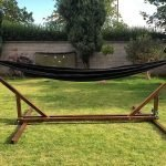 DIY Portable Hammock Stands